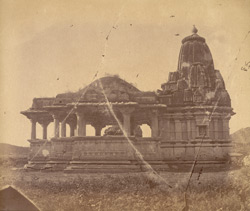 Unidentified temple, Nagda